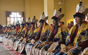 The Gyuto Monks Of Tibet, Heilende Klänge - Chants: The Spirit of Tibet