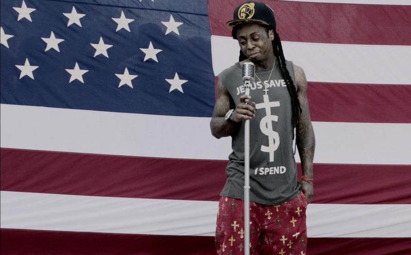 Lil Wayne, God Bless Amerika
