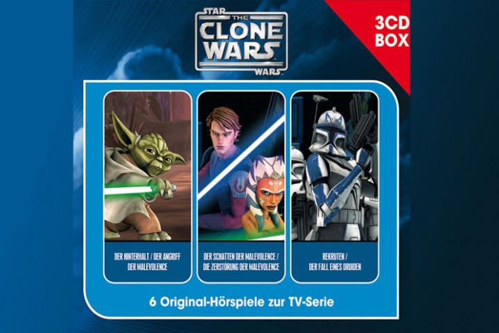 The Clone Wars Hörspielbox