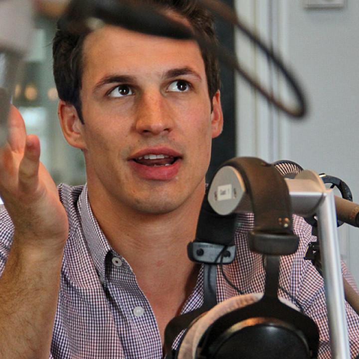 Andreas Ottensamer zu Gast bei NDR Kultur