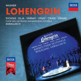 Decca Opera, Wagner: Lohengrin (Decca Opera), 00028947858027