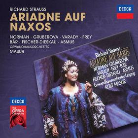 Dietrich Fischer-Dieskau, Strauss: Ariadne auf Naxos, 00028947857945