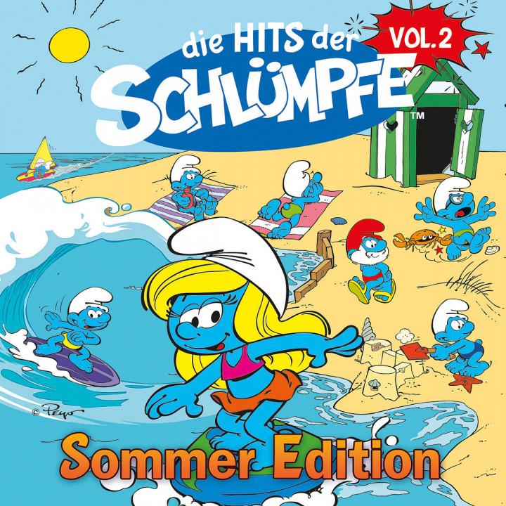Die Hits der Schlümpfe Vol. 2 (Sommer Edition): Schlümpfe,Die