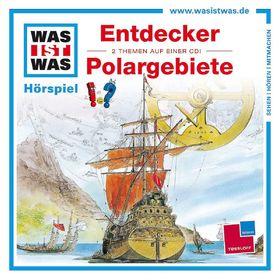 Was ist Was, 17: Entdecker / Polargebiete, 09783788627188