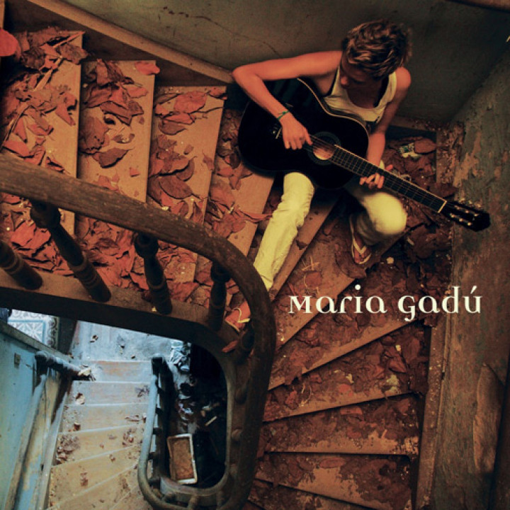 Maria Gadú Single und Album Cover