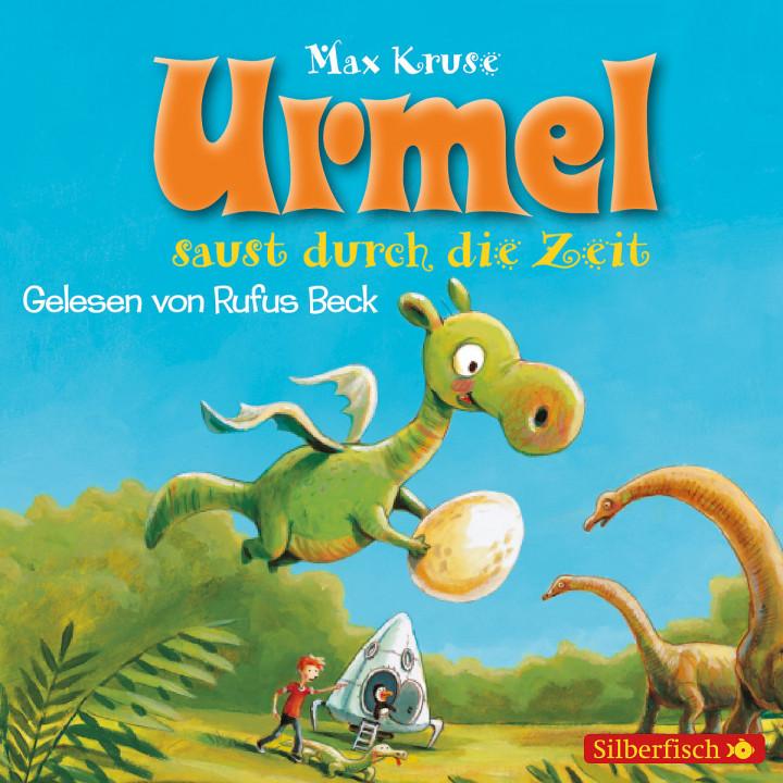 Max Kruse: Urmel saust durch die Zeit: Beck,Rufus