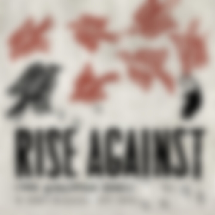 "Rise Against ""Long Forgotten Songs: B-Sides & Covers 2000-2013"" Cover"