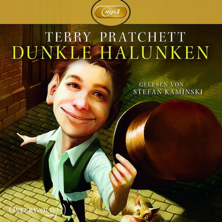 Terry Pratchett: Dunkle Halunken (mp3): Kaminski,Stefan