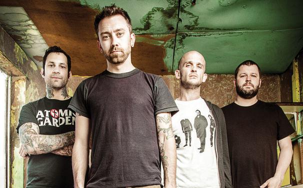Rise Against, Überraschung: Rise Against beim Open Flair