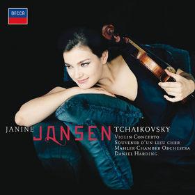 Janine Jansen, Tchaikovsky: Violin Concerto, 00028947806516
