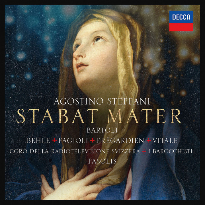 Stabat Mater: Bartoli,Cecilia/Behle/Fasolis/I Barrochisti/+