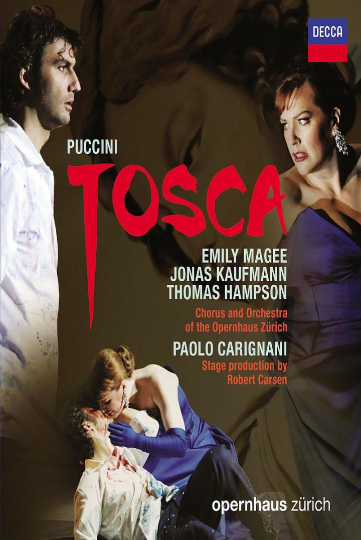 Puccini: Tosca: Magee/Kaufmann/Hampson/Carignani/OOZ/+