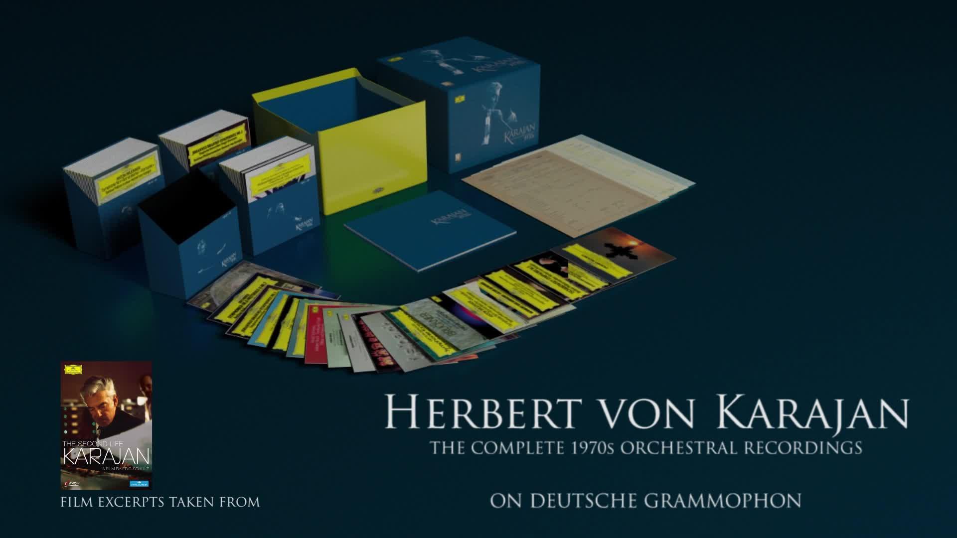Herbert von Karajan, Karajan 1970s (Teaser)