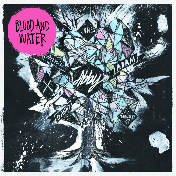 Blood and Water - Singlecover