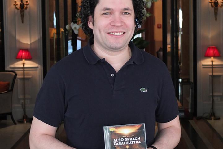 Gustavo Dudamel präsentiert sein neues Album