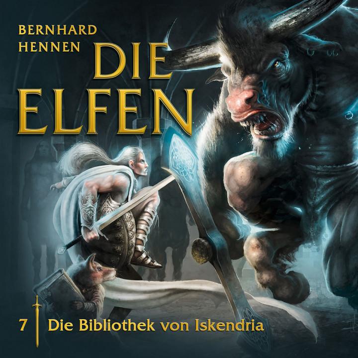 07: Die Bibliothek von Iskendria