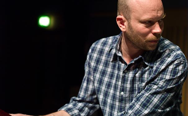 Christian Wallumrod, Outstairs ist das neue Werk der Norweger