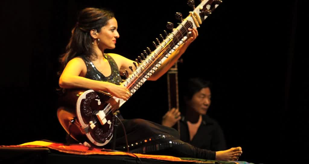 Anoushka Shankar, Exklusive live Session