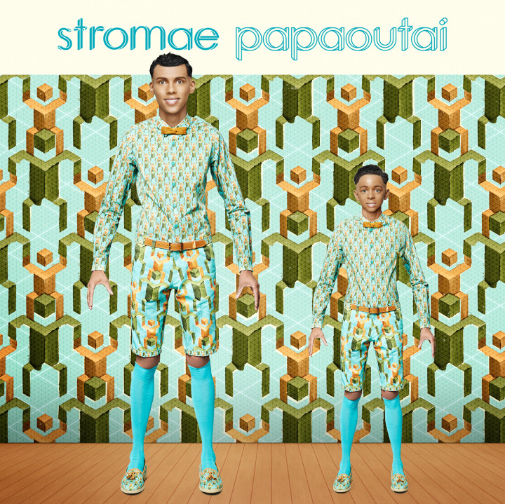 Papaoutai Cover