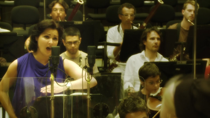 Dokumentation zum Album Verdi