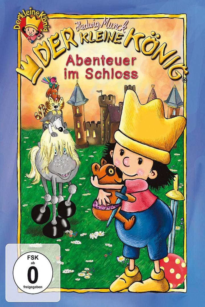 Abenteuer im Schloss: Der kleine König