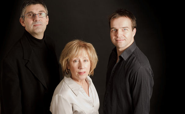 Norma Winstone Trio, The Voice 1-Stunde Porträt Norma Winstone