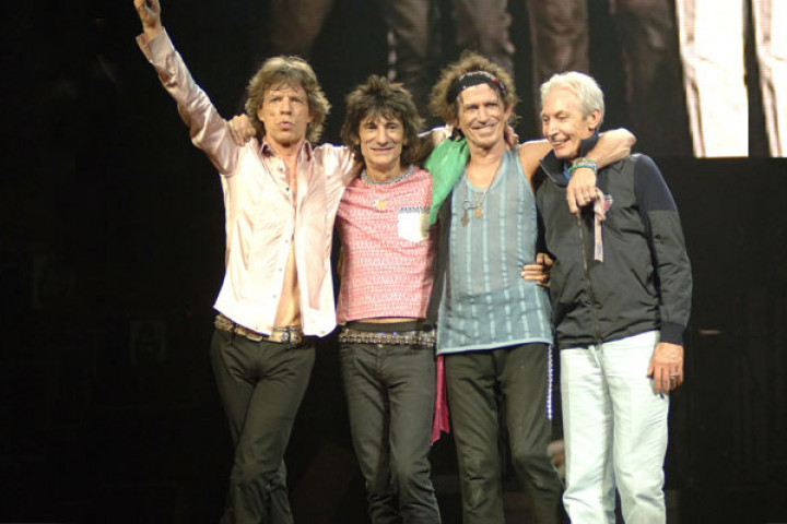 The Rolling Stones News Rocknroll überraschung The Rolling