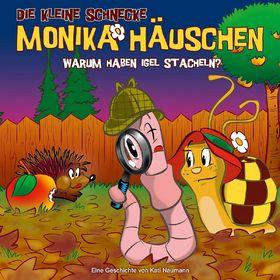 Die kleine Schnecke Monika Häuschen, 33: Warum haben Igel Stacheln?, 00602537317486