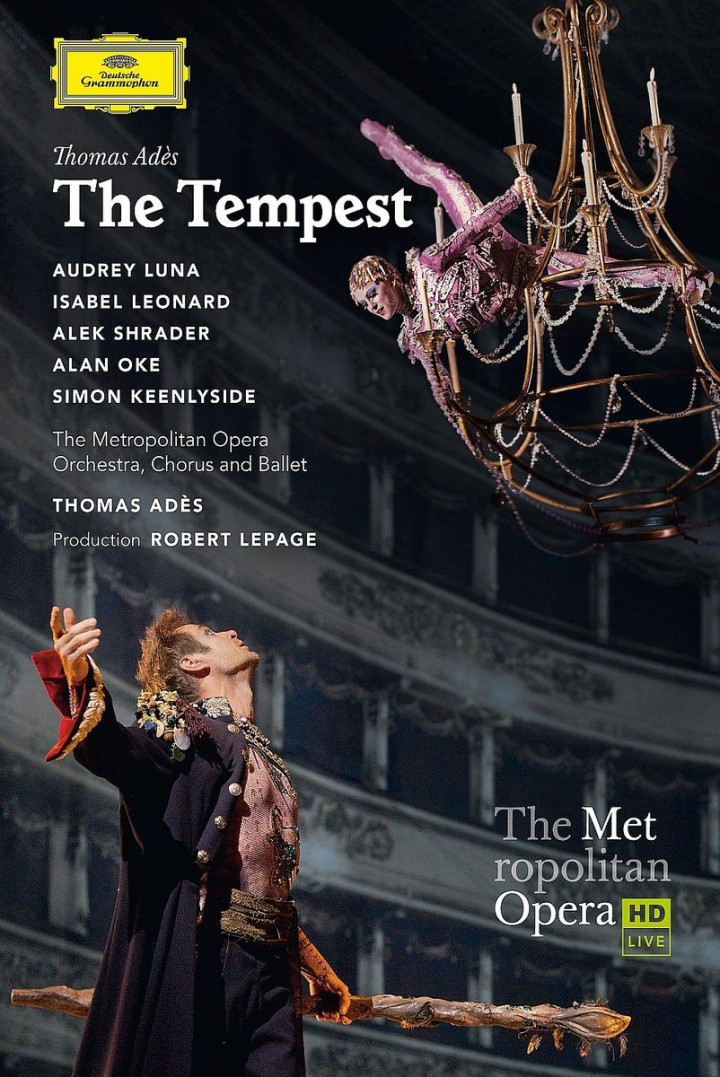 The Tempest: Leonard,I./Oke,A./Keenlyside,S./Ades.T./MOO/+