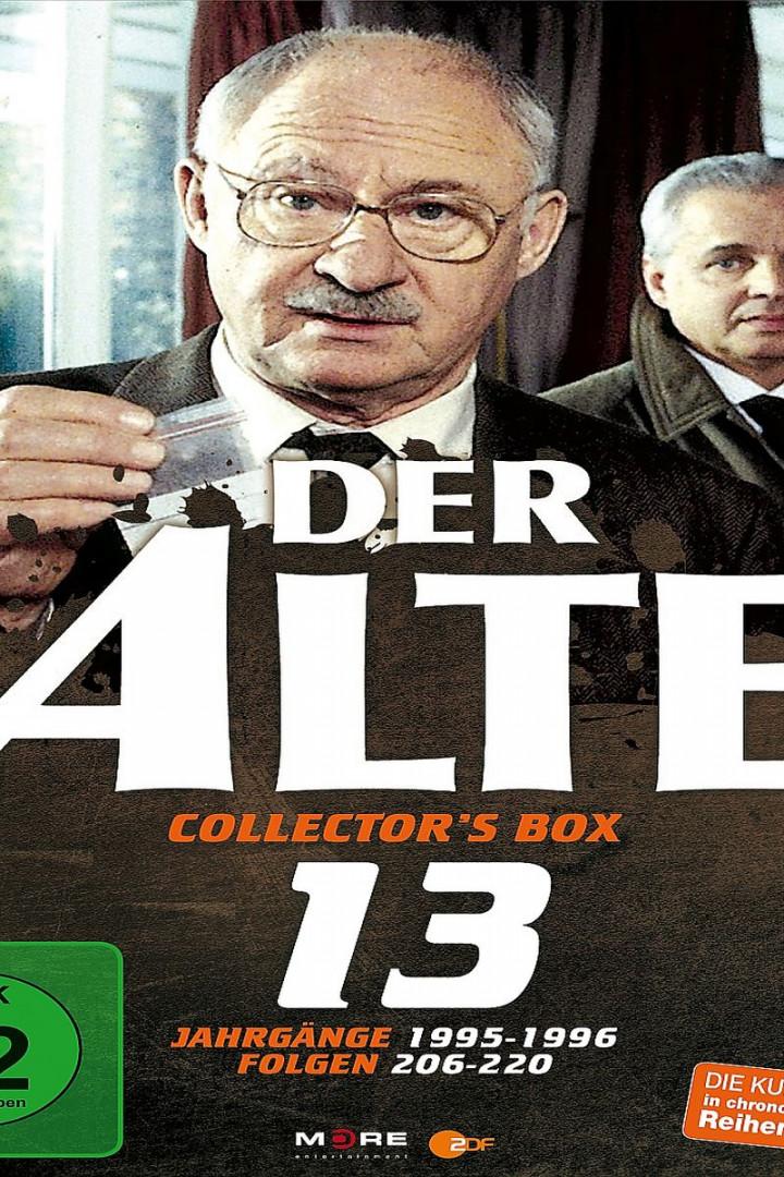 Der Alte Collector's Box Vol.13 (15 Folgen/5 DVD): Der Alte