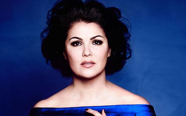 Anna Netrebko, Das Album Verdi ist in der Top Ten der Albumcharts