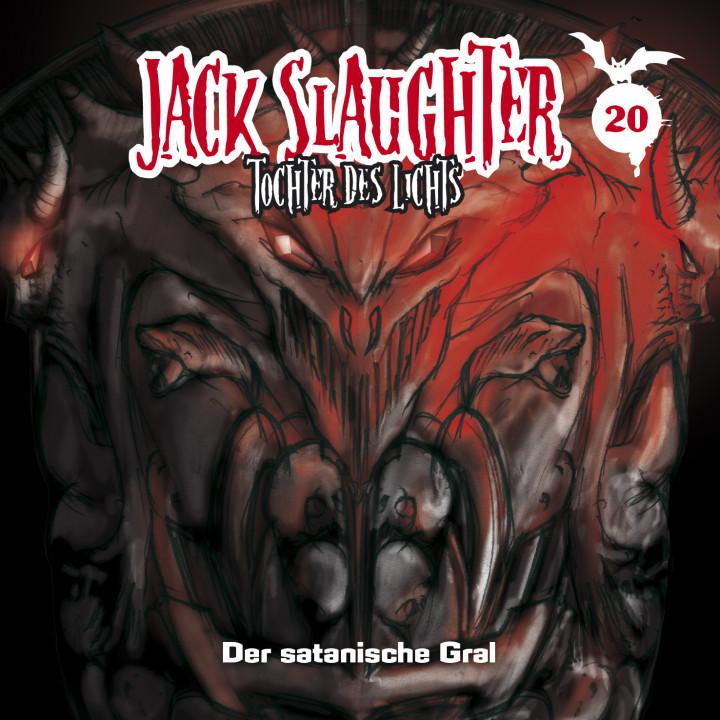 Jack Slaughter - Folge 20 - Der satanische Gral