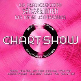 Die Ultimative Chartshow, Die Ultimative Chartshow - Sängerinnen des neuen Jahrtausends, 00600753444429