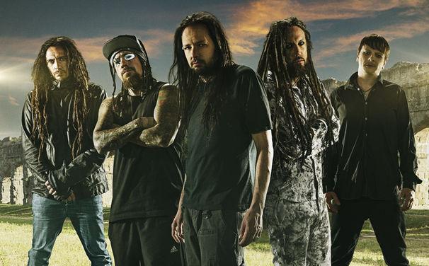 Korn, Korn veröffentlichen elftes Studioalbum The Paradigm Shift