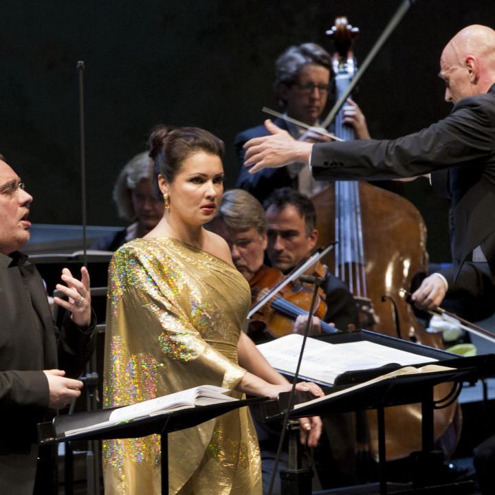 Giovanna d'Arco 2013: Francesco Meli, Anna Netrebko, Paolo Carignani
