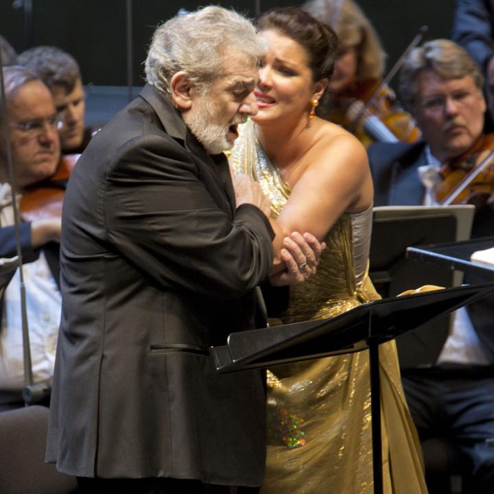 Giovanna d'Arco 2013: Plácido Domingo, Anna Netrebko