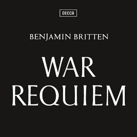 Benjamin Britten, Britten: War Requiem (Special Edition), 00028947854333