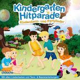 Kindergarten Hitparade, Die Kindergarten Hitparade - 02: Kinderdisco- und Partylieder, 00600753444245