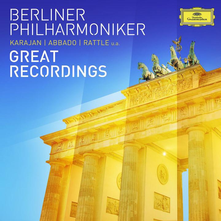 Berliner Philharmoniker - Great Recordings: BP/Rattle/Karajan/Abbado/Mutter/+