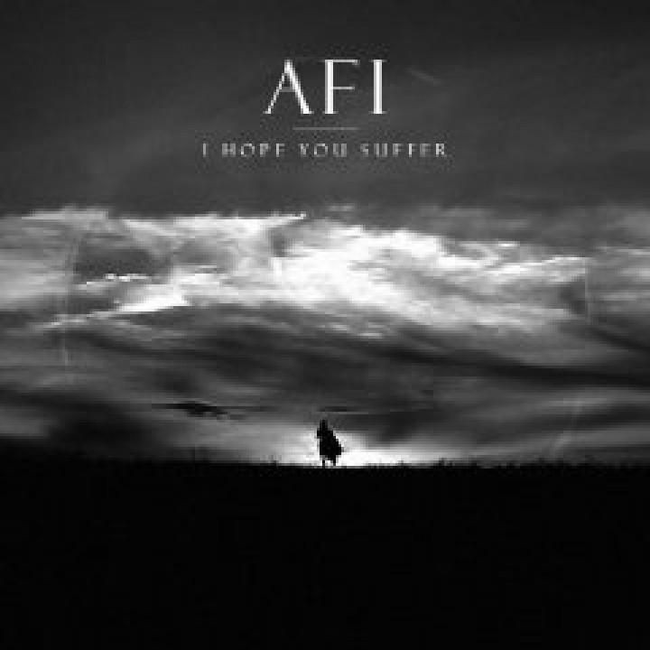 AFI Cover I Hope You Suffer