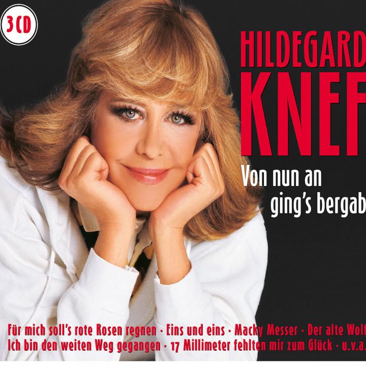Von nun an ging's bergab: Knef, Hildegard