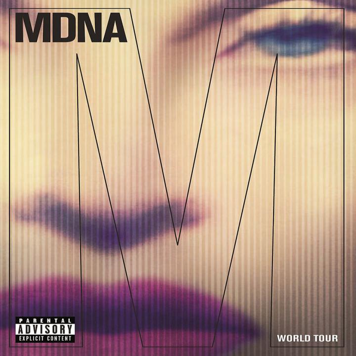 MDNA Tour DVD
