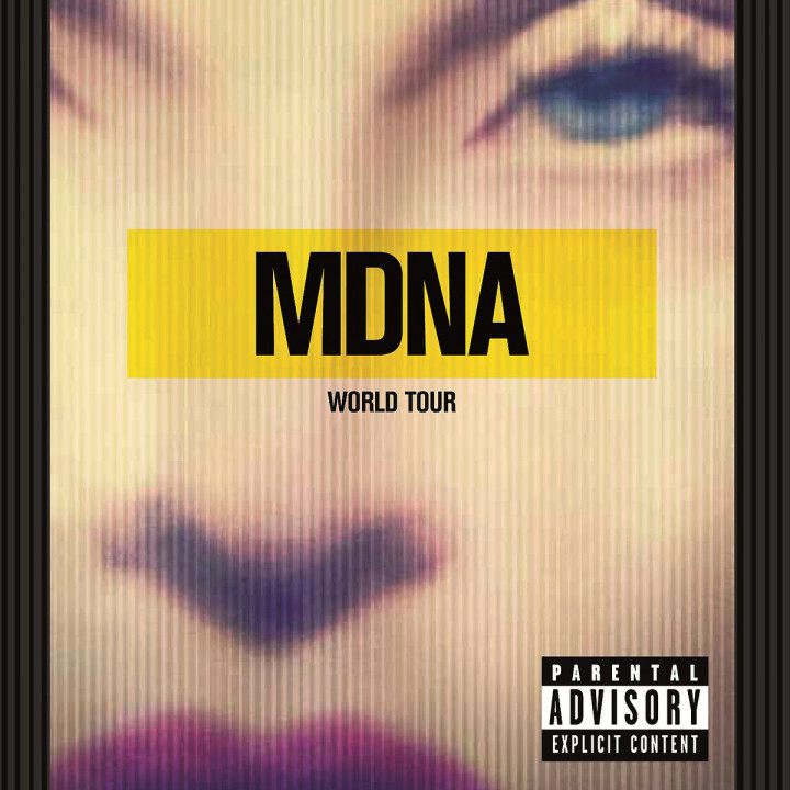 MDNA Tour - Deluxe Edition DVD+2CD