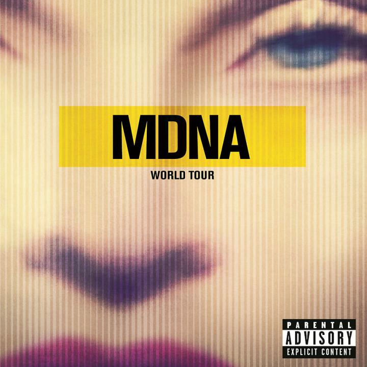 MDNA Tour Blu-ray