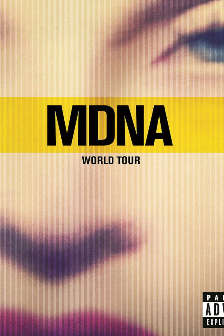 MDNA Tour (DVD) : Madonna