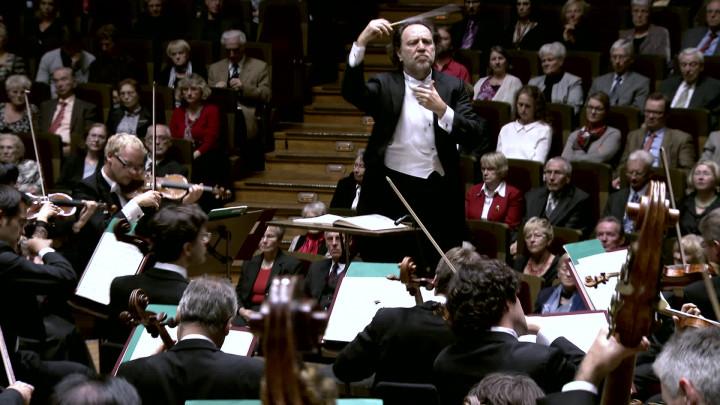 Dokumentation zum Album Brahms: The Symphonies, erster Teil
