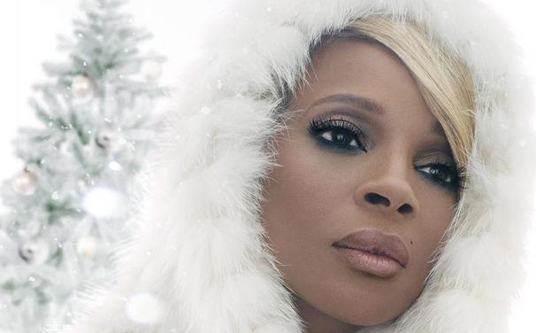 Mary J. Blige, Deine persönliche Weihnachtsgrußkarte mit Musik von Mary J Blige