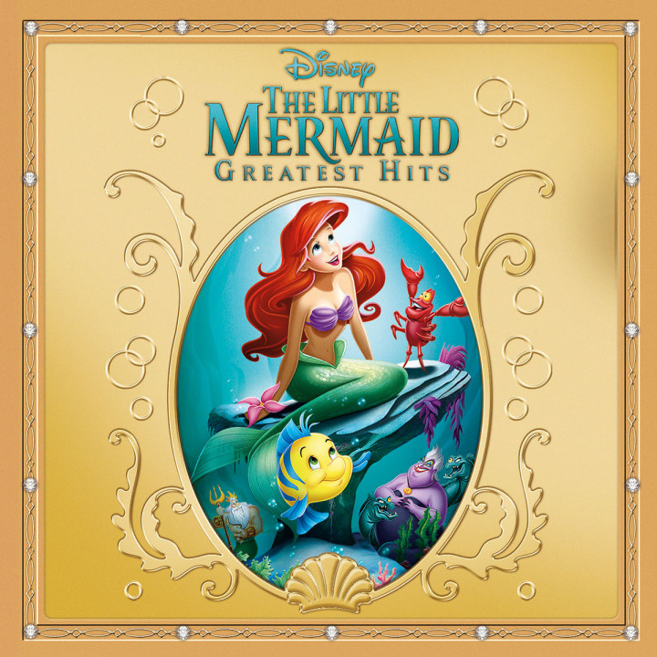 The Little Mermaid Greatest Hits: OST / Various