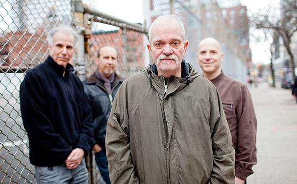 John Abercrombie, John Abercrombie Quartet - Quartett mit vier Assen