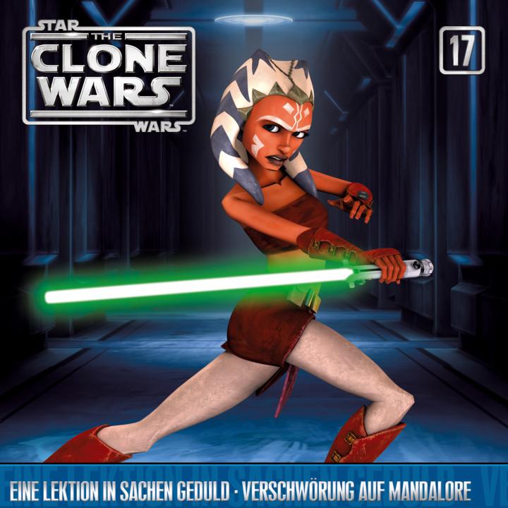 The Clone Wars - Folge 17: Eine Lektion in Sachen Geduld/ Verschwörung auf Mandalore